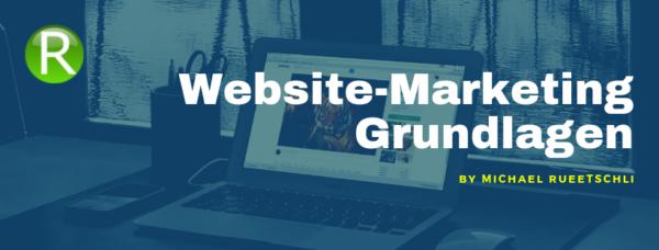 Webseiten Marketing - Website Marketing